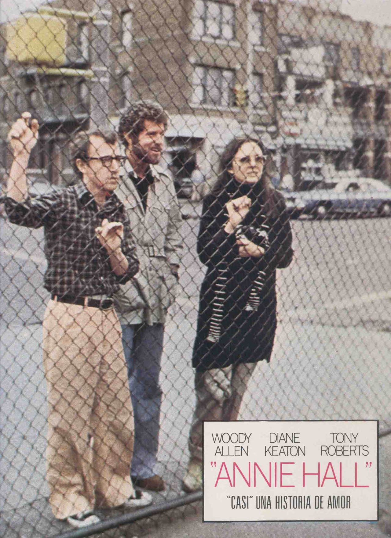 Annie Hall The Woody Allen Pages