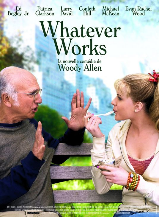 რაც იქნება, იქნება! (ქართულად) Whatever Works / Будь что будет