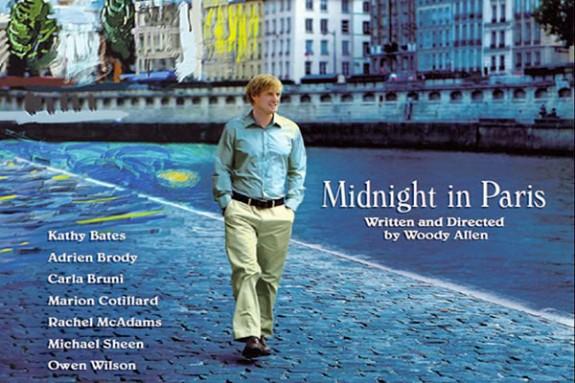 Midnight In Paris Landscape