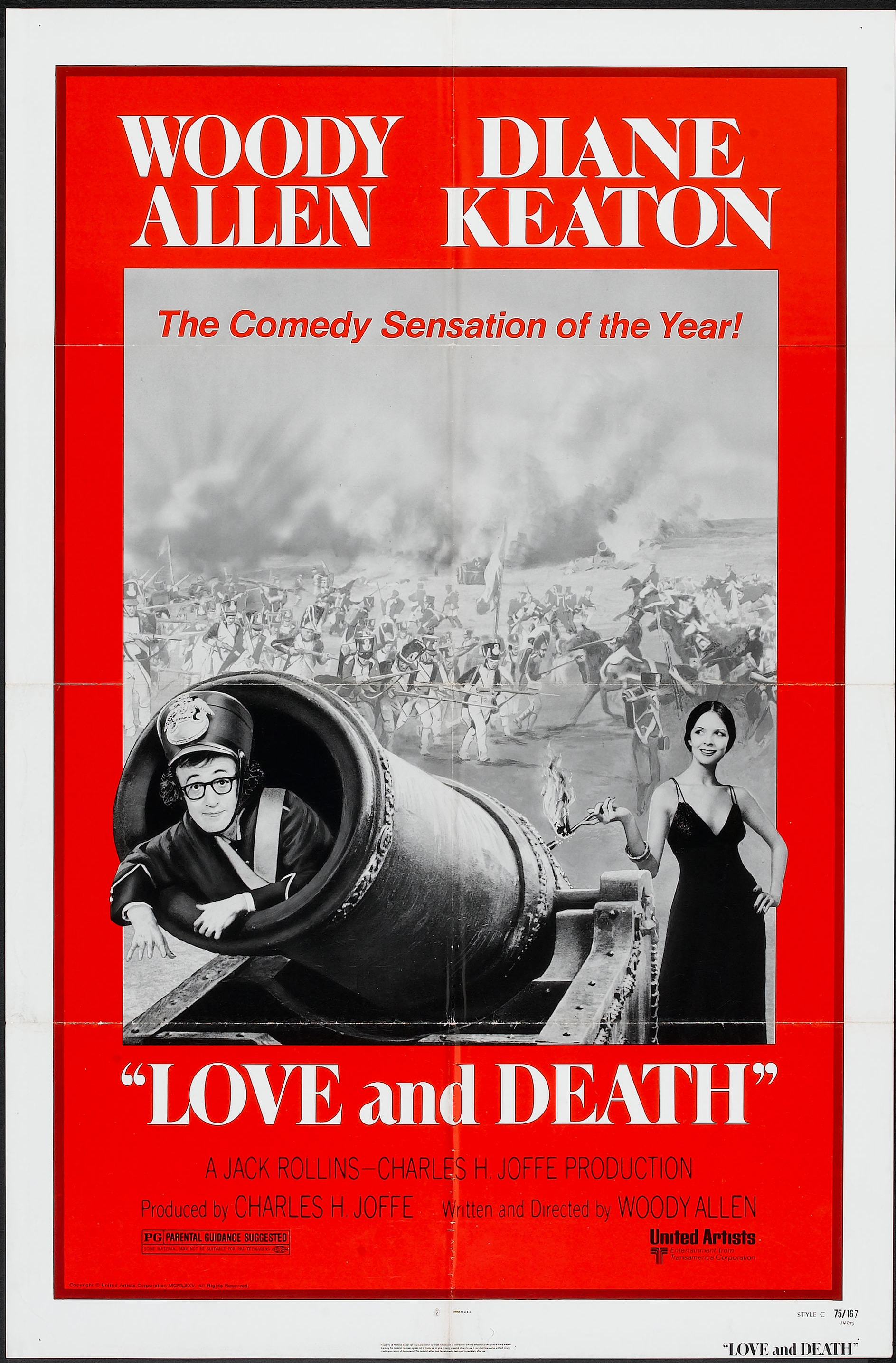 Quotes About Love And Death : Love And Death Woody Allen Quotes. QuotesGram