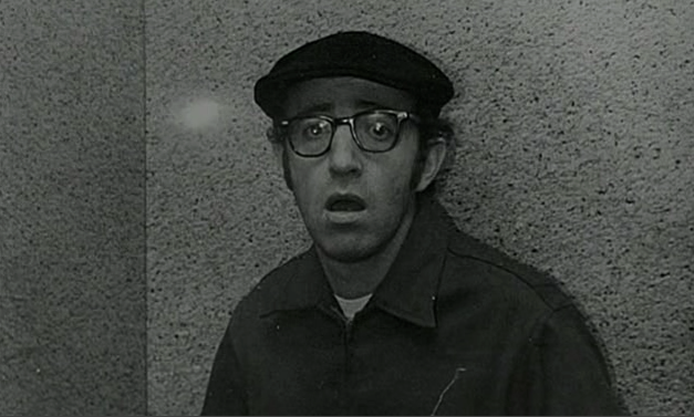Woody Allen as Virgil Starkwell