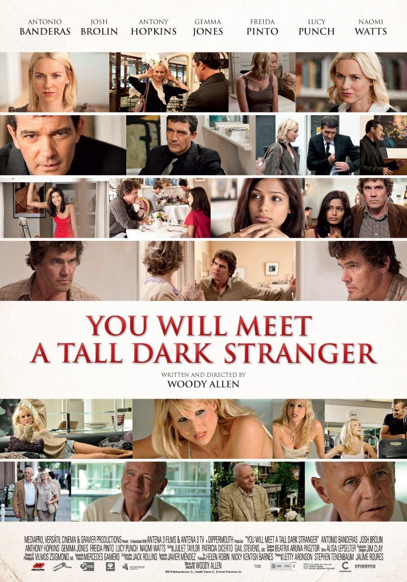 6 strangers meet in the dark