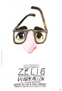 Zelig Poster The Woody Allen Pages