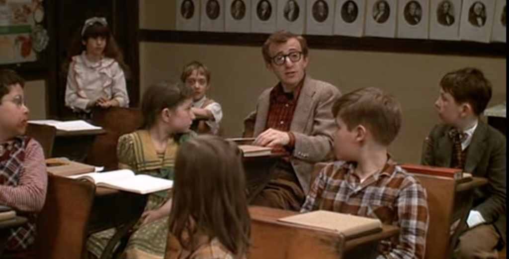 Annie Hall Screenshot 2