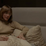 Mary Beth Hurt as Joey in &#039;Interiors&#039;. The first Woody Allen surrogate?