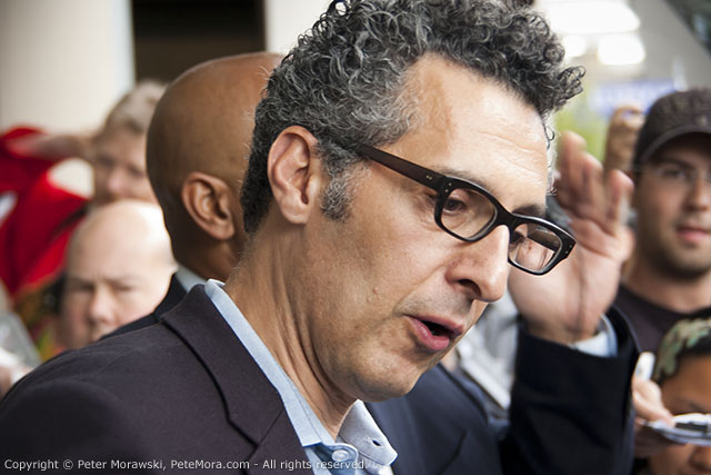 John Turturro at TIFF in 2010
