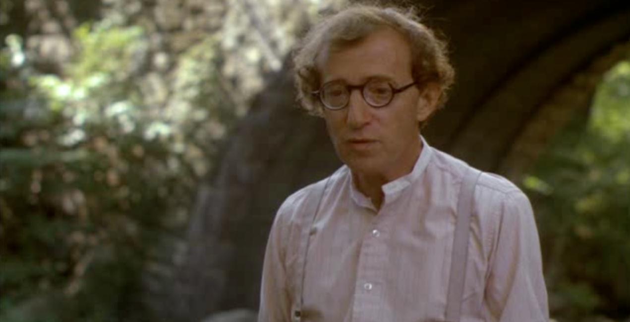 Woody Allen as Andrew