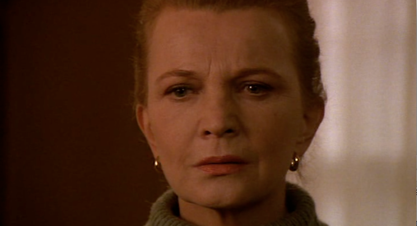Gena Rowlands as Marion Post in 'Another Woman'.