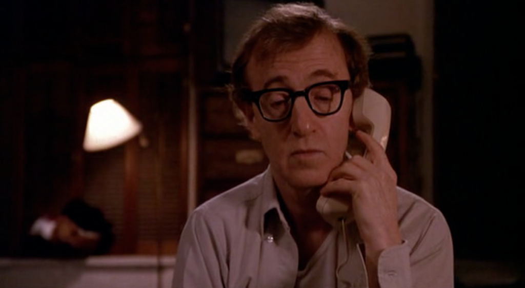 Woody Allen as Cliff Stern in Crimes And Misdemeanors