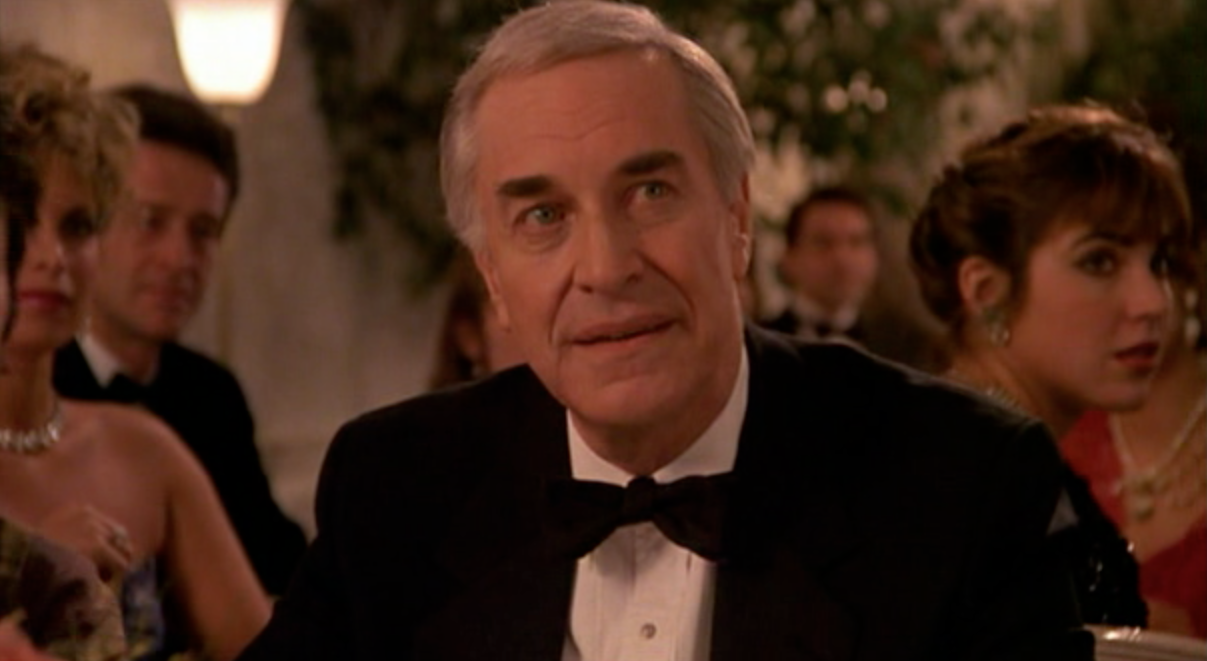 Martin Landau as Judah Rosenthal in Crimes And Misdemeanors