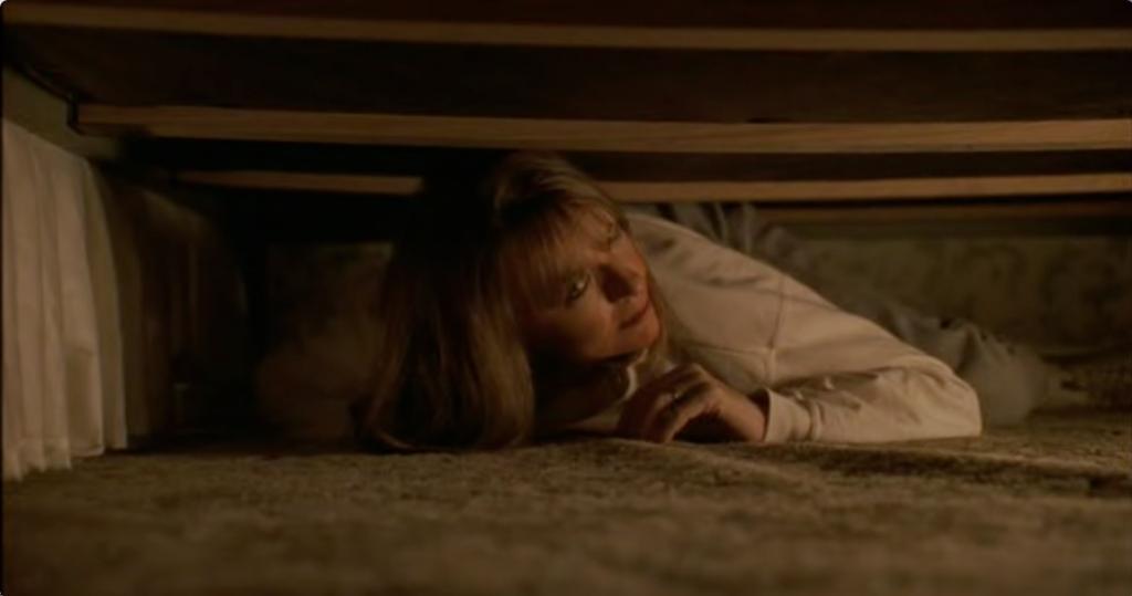 Diane Keaton in Manhattan Murder Mystery