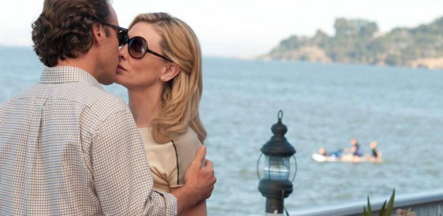 Peter Sarsgaard and Cate Blanchett in &#039;Blue Jasmine&#039;