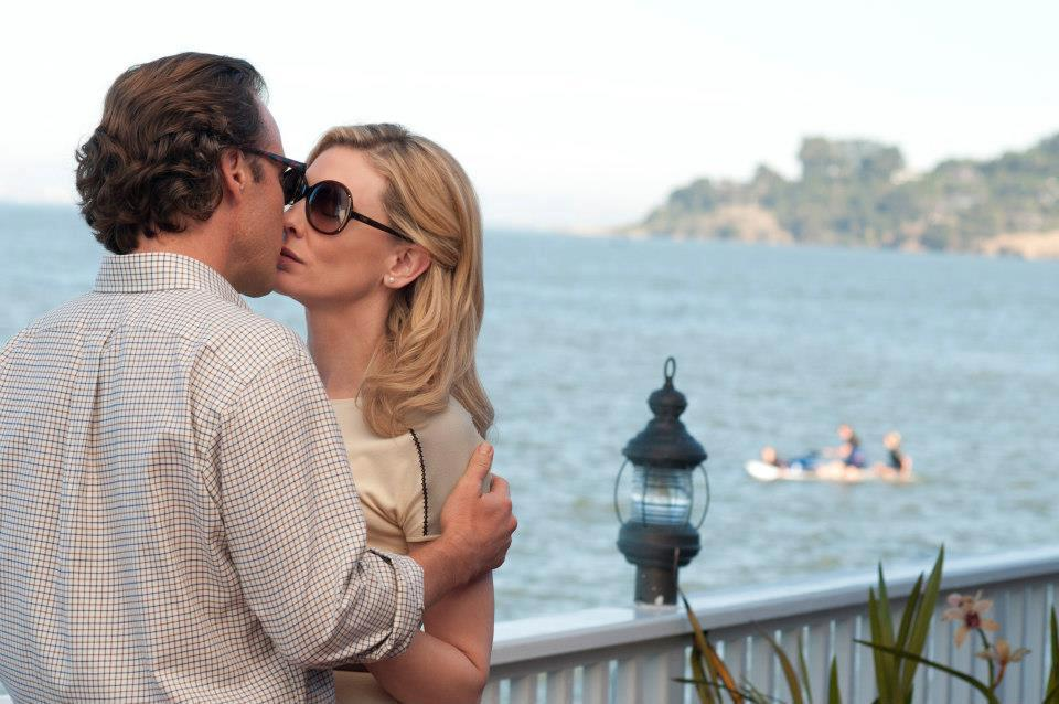 Peter Sarsgaard and Cate Blanchett in 'Blue Jasmine'