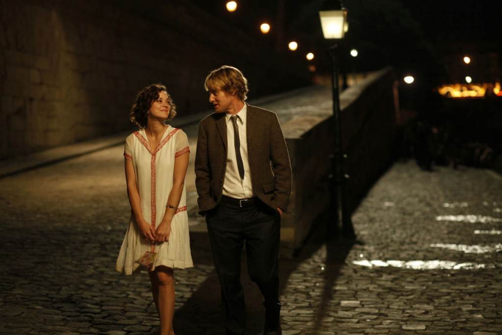 Marion Cotillard and Owen Wilson in 'Midnight In Paris'