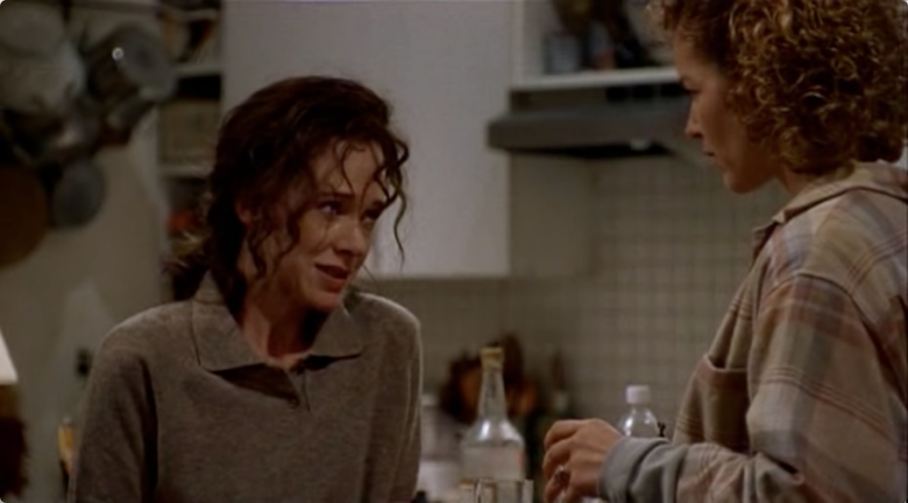 Judy Davis in Deconstructing Harry