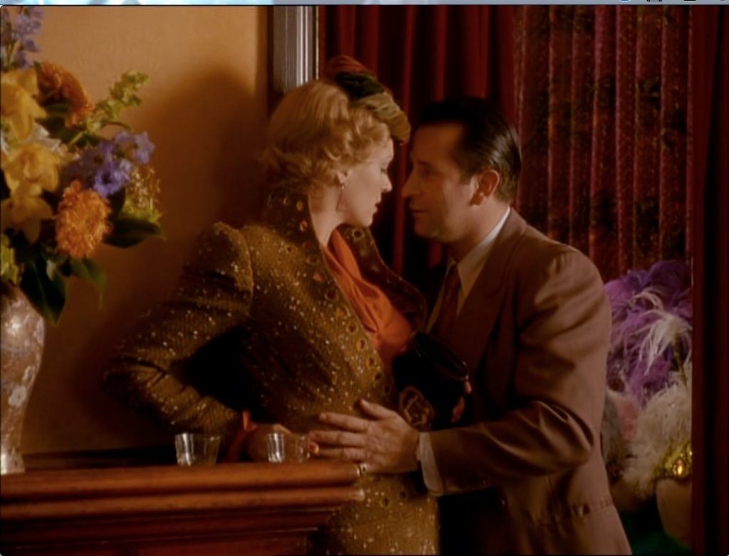 Uma Thurman and Anthony LaPaglia in Sweet And Lowdown