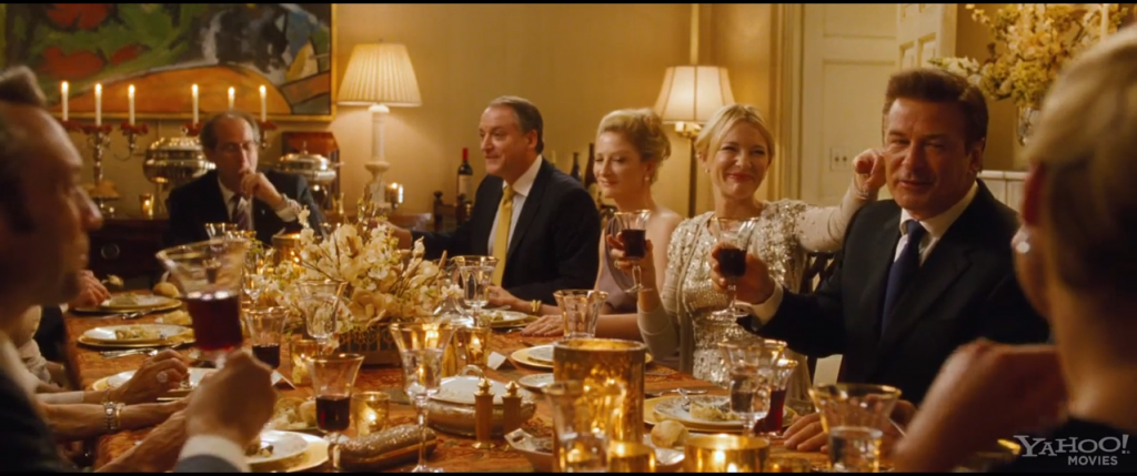 The rich are cartoons in 'Blue Jasmine'