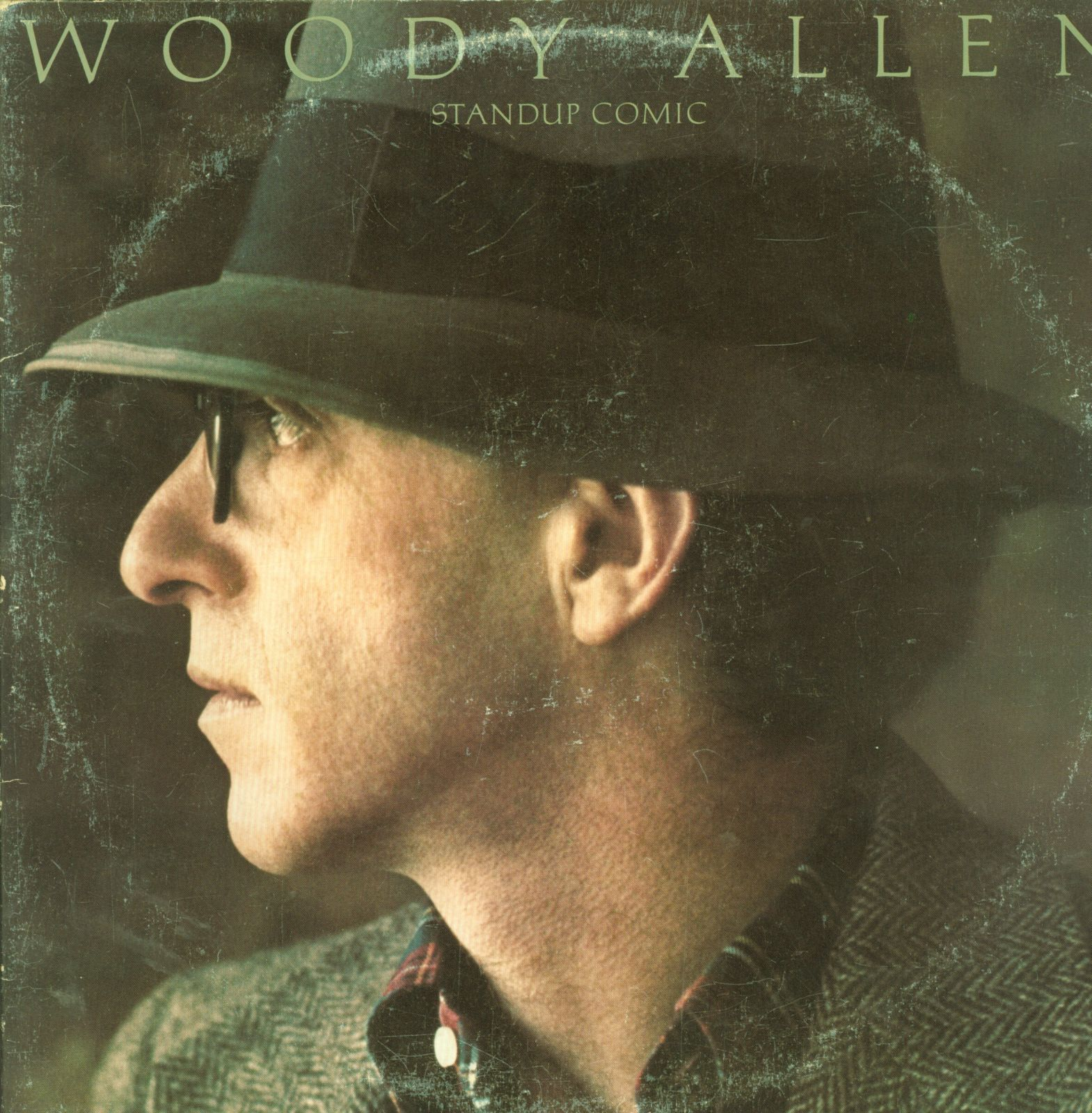 Standup Comic The Woody Allen Pages