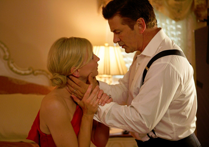 Blanchett, Baldwin in Blue Jasmine