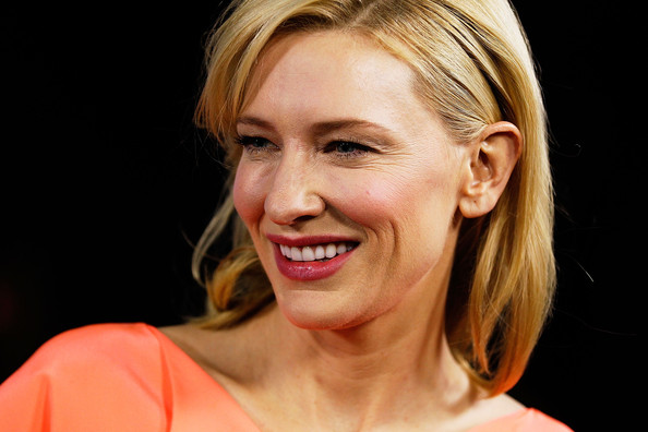 Cate Blanchett at the Sydney premiere of 'Blue Jasmine'