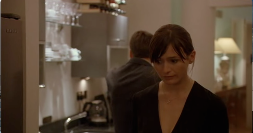 Emily Mortimer in Match Point