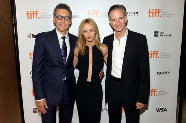John Turturro, Vanessa Paradis and produceer Bill Brock
