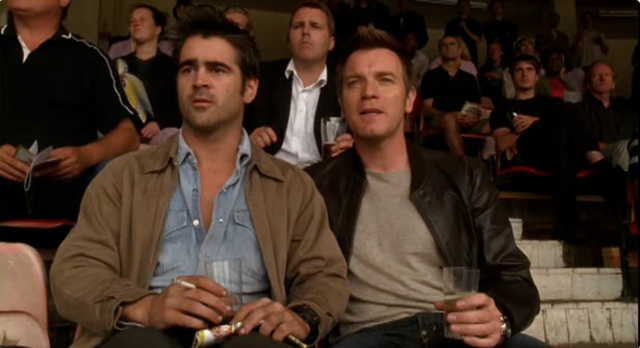 Colin Farrell and Ewan McGregor in Cassandra's Dream