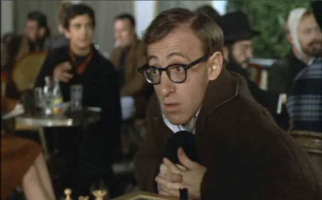 Woody Allen in 'What's New Pussycat?'