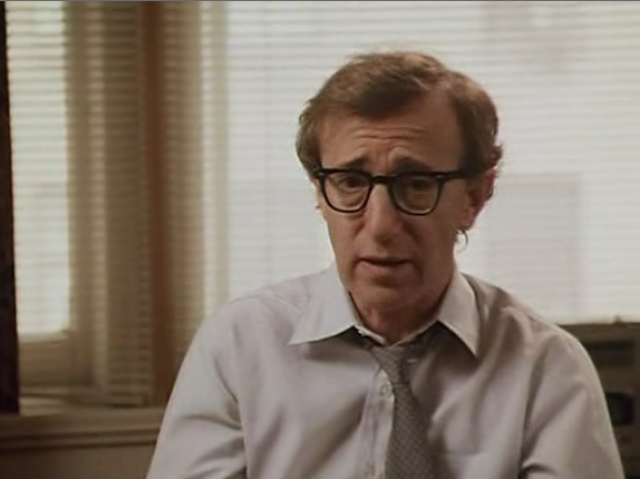 Woody Allen in New York Stories