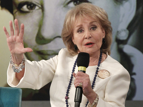 BARBARA WALTERS CELEBRATION