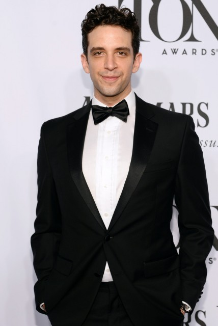 Nick+Cordero+2014+Tony+Awards+Arrivals+cyRWsOuan11x