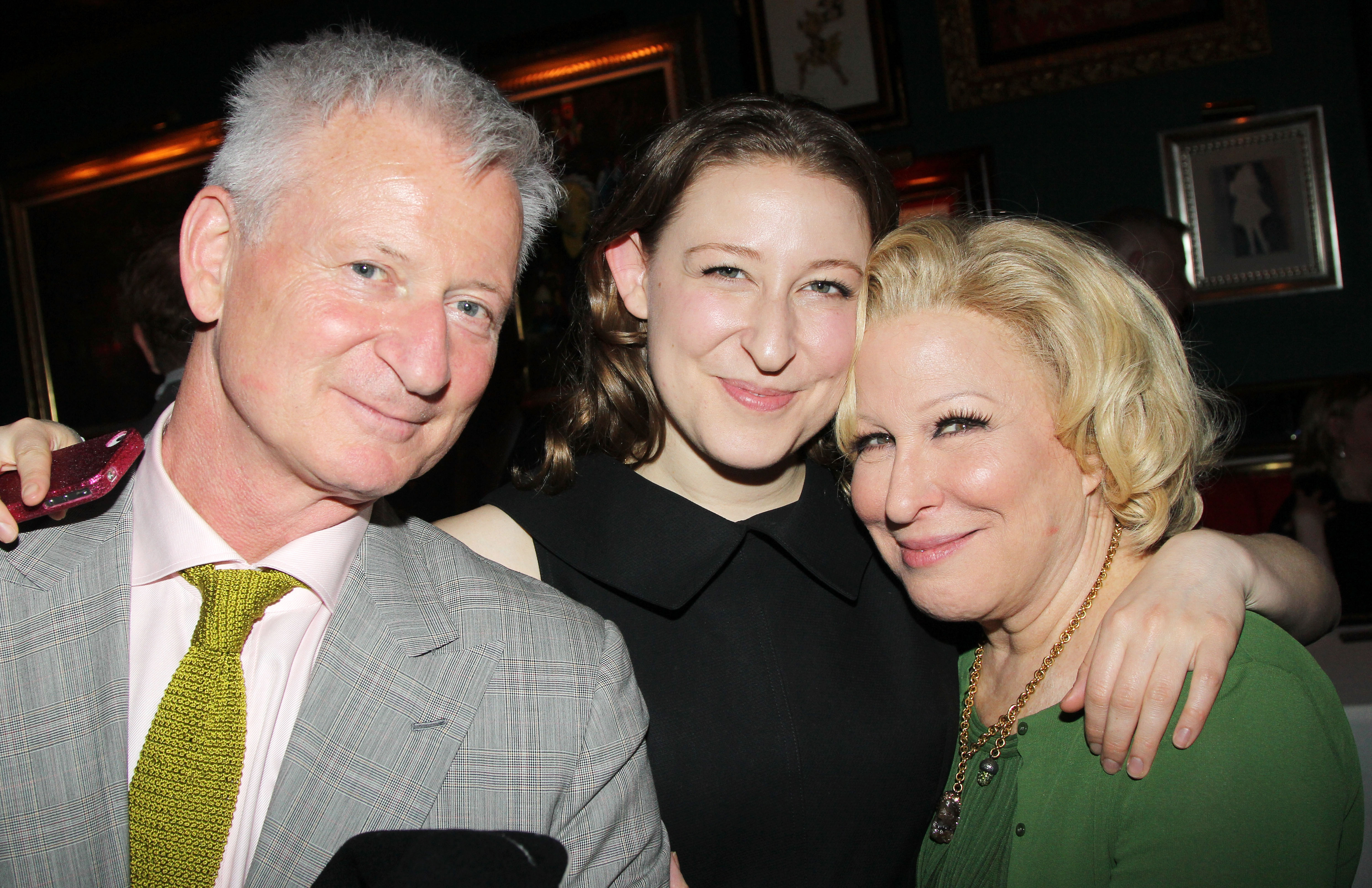 """""""I'll Eat You Last: A Chat With Sue Mengers"""" Broadway Opening Night"""