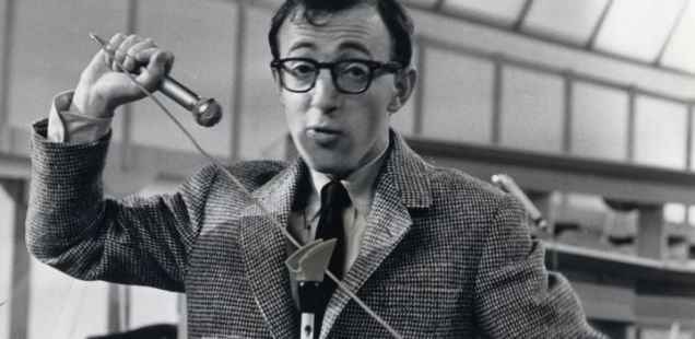 Woody Allen - Frustrated American Comedian