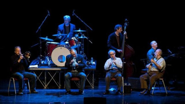 Woody Allen and the Eddy Davis New Orleans Jazz Band, Europe 2014