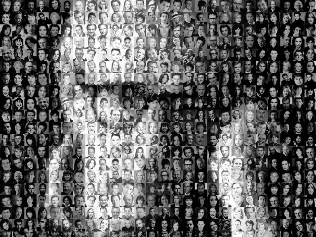 Woody-Allen Mosaic