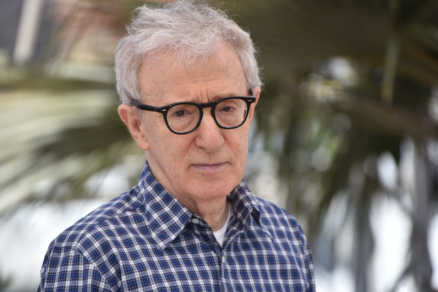 May 15, 2015 - Cannes, France - Director an Producer Woody Allen / posing at Photocall / Irrational Man / 68th Cannes Film Festival / Festival de Cannes 2015 / 15.05 .2015 (Credit Image: © Aapimages/Panckow/DPA/ZUMA Wire)