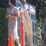 Exclusive... Stars Filming The Untitled Woody Allen Movie