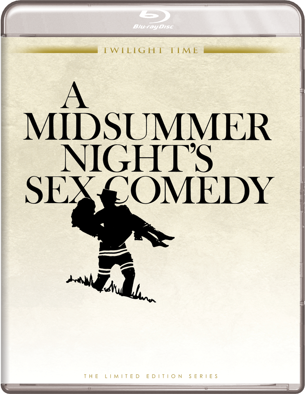 Image result for a midsummer night's sex comedy blu-ray