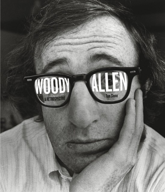 Woody Allen: A Retrospective US cover.