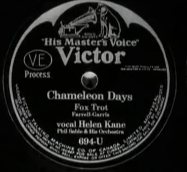 Mae_Questel_as_Helen_Kane_Victor_knock_off_Chameleon_Days