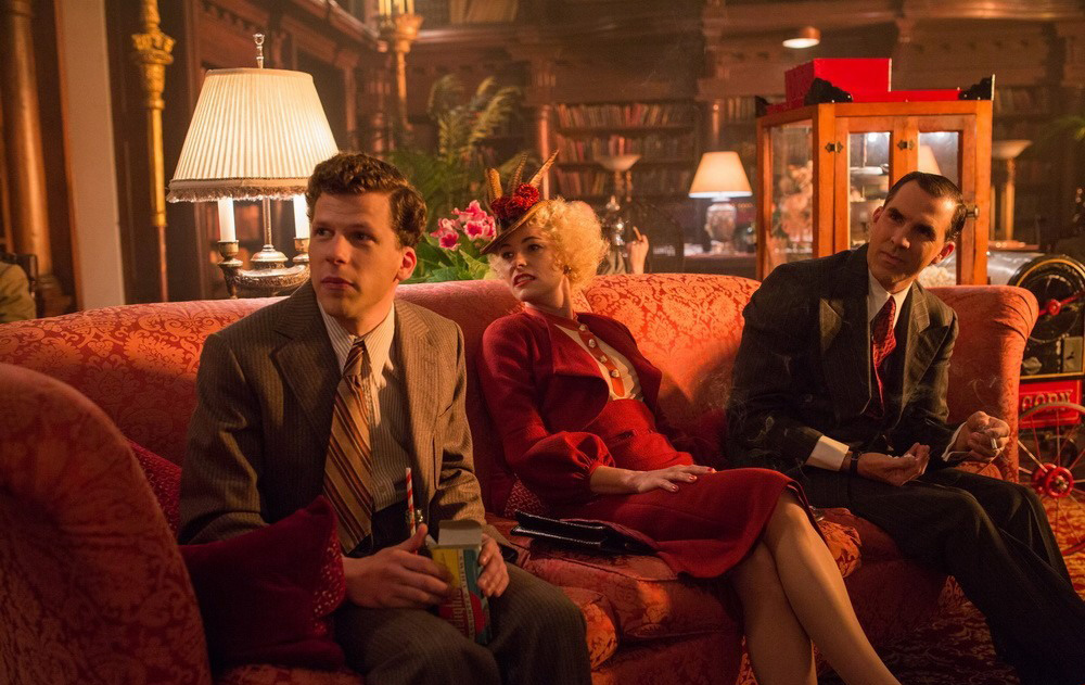 Chanel provided clothes for the film and the spoke to Allenu0027s regular costume designer Suzy Benzinger (she first worked with Allen on 1994u0027s Donu0027t Drink ...  sc 1 st  The Woody Allen Pages & Café Society: New Photos Chanel Fashion Critic Cards - The Woody ...