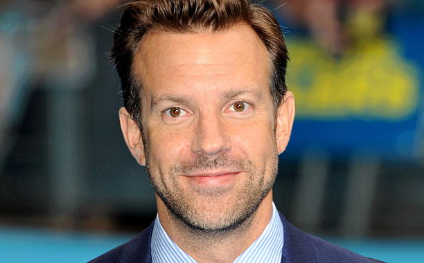 LONDON, ENGLAND - AUGUST 14: Jason Sudeikis attends the European premiere of 'We're The Millers' at Odeon West End on August 14, 2013 in London, England. (Photo by Ferdaus Shamim/WireImage)