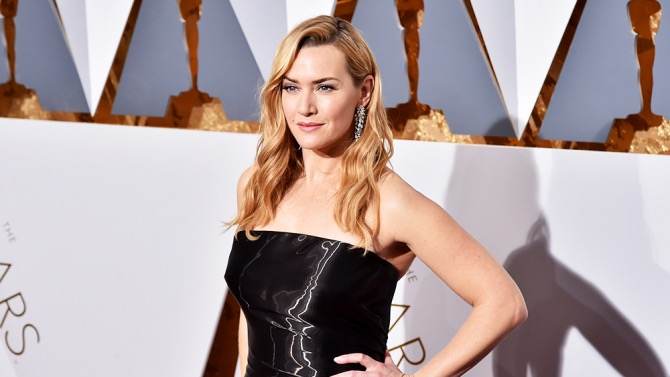 Mandatory Credit: Photo by Andrew H Walker/WWD/REX/Shutterstock (5599379ey)Kate Winslet88th Annual Academy Awards, Arrivals, Los Angeles, America - 28 Feb 2016