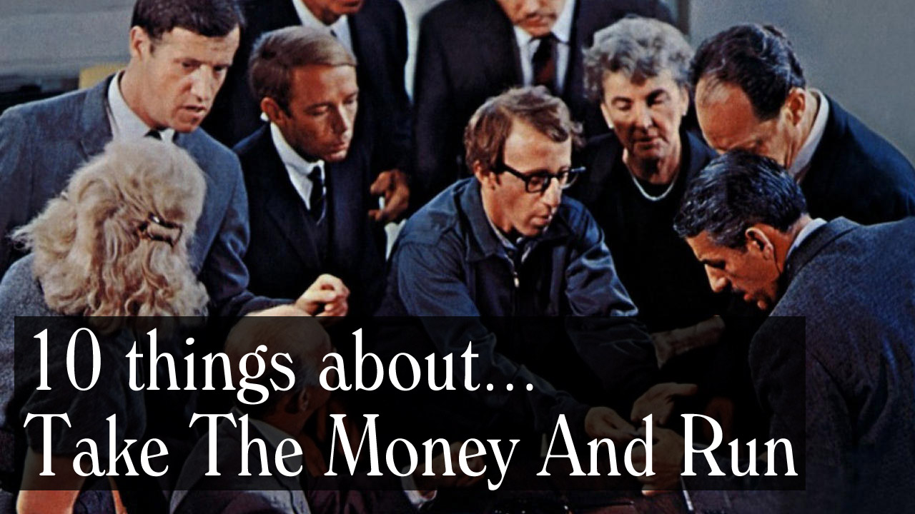 bananas news stories the woody allen pages our first video essay how well do you know take the money and run we have been working our way back through woody allen s entire filmography