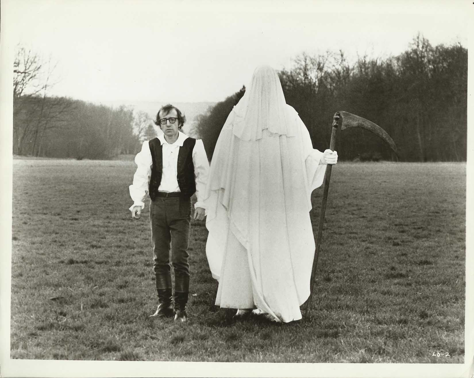 love and death Woody allen in love and death (1975) woody allen and diane keaton in love  and death (1975) woody allen in love and death (1975) diane keaton in love.