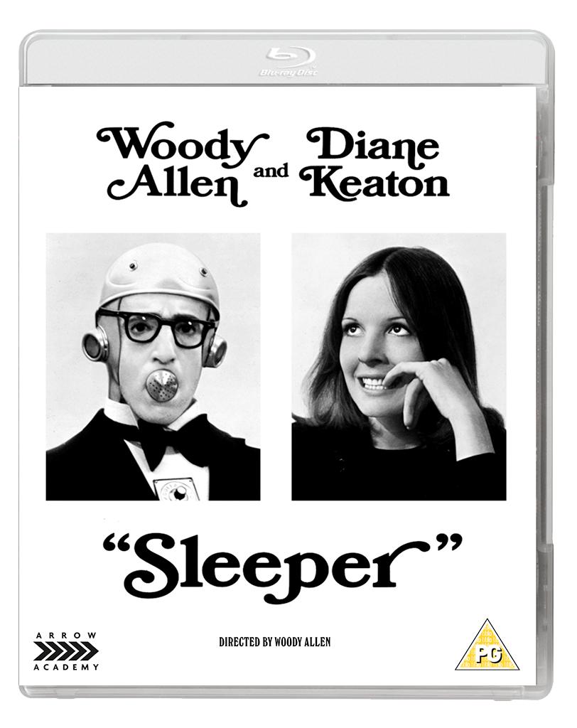 Sleeper UK blu-ray