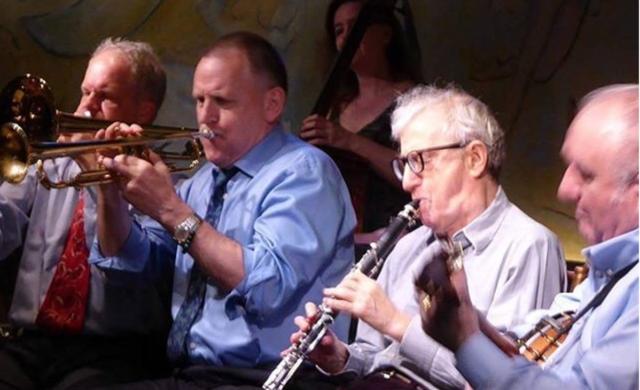 Woody Allen Jazz Band ...