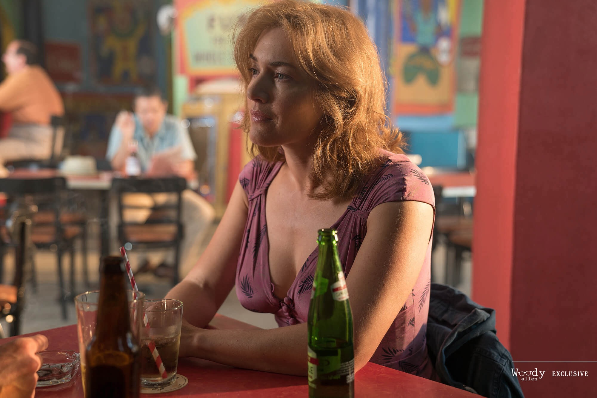 New Official WONDER WHEEL Images Features Kate Winslet ... Kate Winslet Official Site