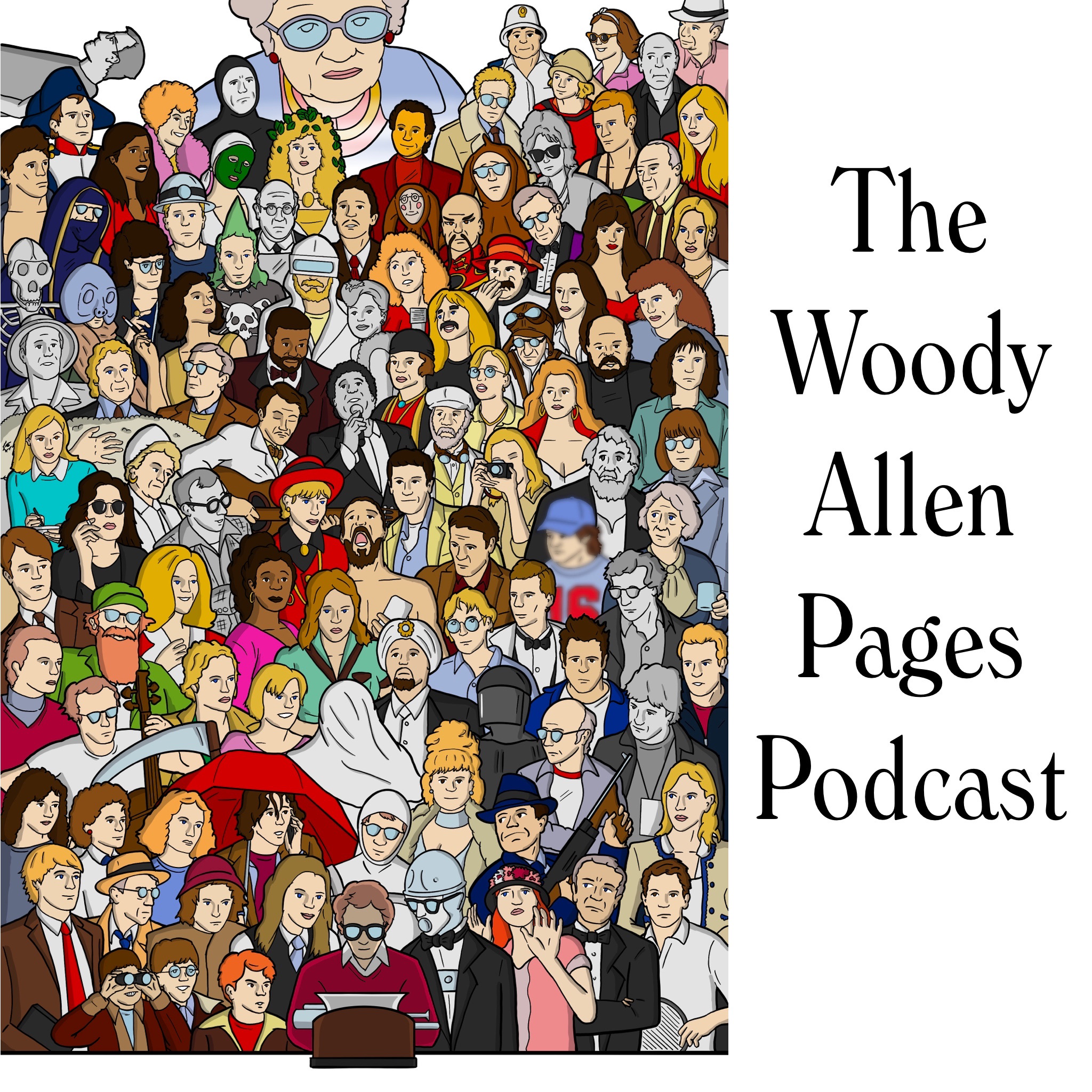 The Woody Allen Pages Podcast